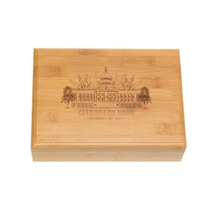 CSB Bamboo Smoking Box